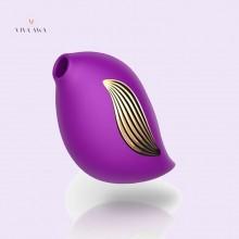 Bird Portable Clitoral Sucking Vibrator Vibrating Egg With 10 Vibration Patterns