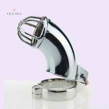 Male Chastity Devices Stainless Steel Virginity Preserver India