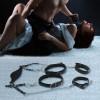 Straps Bondage Ankle Leg Cuff Restraint Set Slave Bed Sex Restraining BDSM Sex Toy India